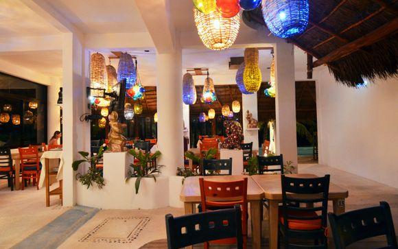 El Fuerte Boutique Resort - Mahahual 6 notti