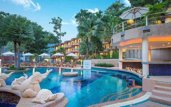 Phuket - Chanalai Flora Resort