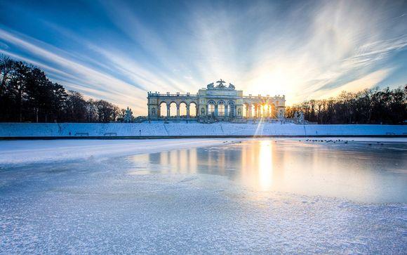 Il fascino invernale di Vienna in 4* nel quartiere Neubau