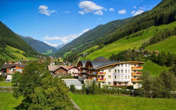 Elegante Alpine Spa resort per una vacanza rigenerante
