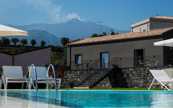 Il Kepos Etna Relais & Spa 4*