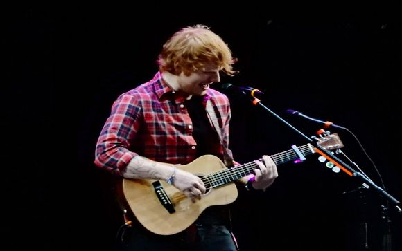 Ed Sheeran in concerto - Pala Alpitour