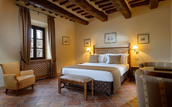 La Bagnaia Golf & Spa Resort Siena, Curio Collection by Hilton 5*