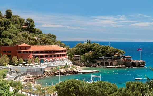 Collezione Luxury: vacanza monegasca in palazzo anni '30