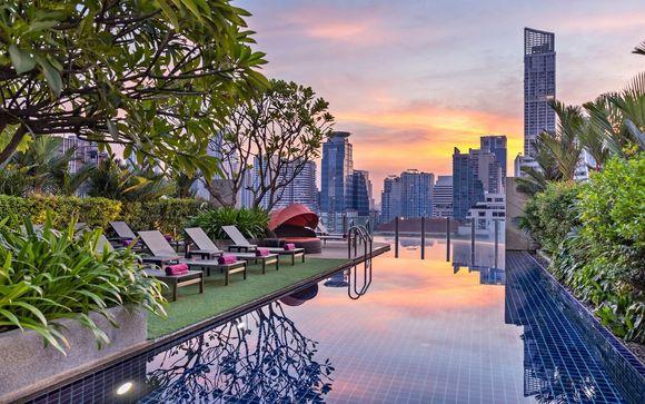 Bangkok - Aloft Bangkok Sukhumvit 11 4*