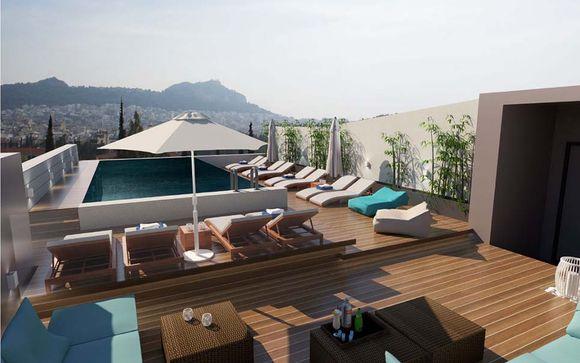 Atene - Athens Panorama Suites