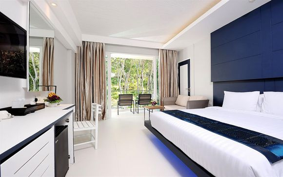 Phuket- Sea Sun Sand Resort 4*