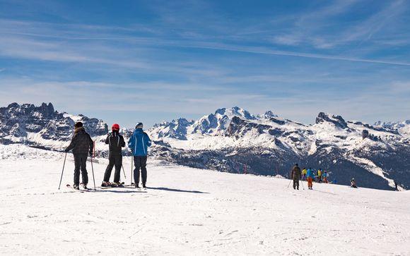Gli impianti scistici Dolomiti Superski