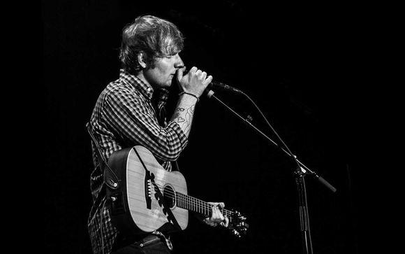Concerto Ed Sheeran - Ippodromo del Visarno