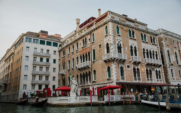 Hotel Bauer Palazzo 5*