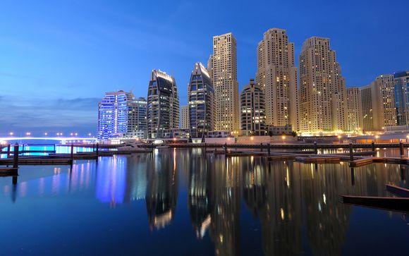 JA Ocean View Hotel 4* a Dubai