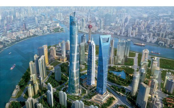 Tour Cina Essenziale in 4/5*