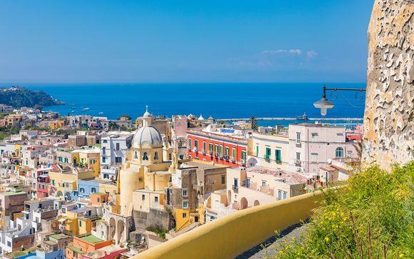 Alla scoperta di Ischia, Napoli e Procida