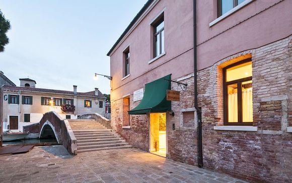 Hotel Eurostars Residenza Cannaregio 4*