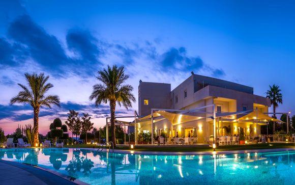 Modica Palace Hotel 4*