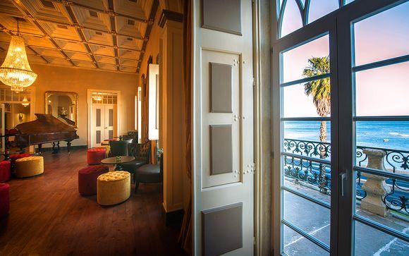L'Hotel Vila Gale Collection Palacio dos Arcos 5*