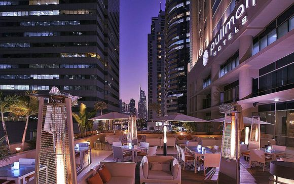 Il Pullman Dubai Jumeirah Lake Towers Hotel and Residence 5*