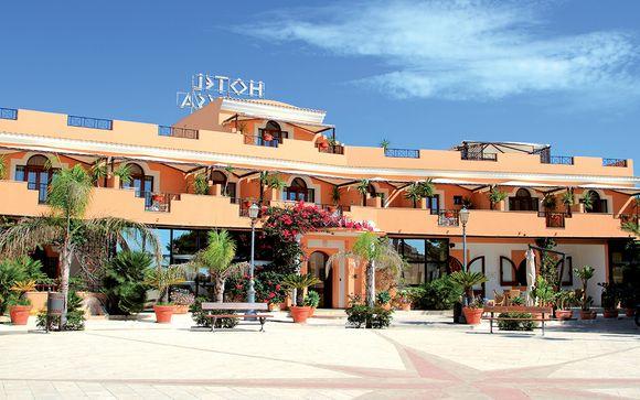 Hotel Medusa 4 Lampedusa Fino A 70 Voyage Prive