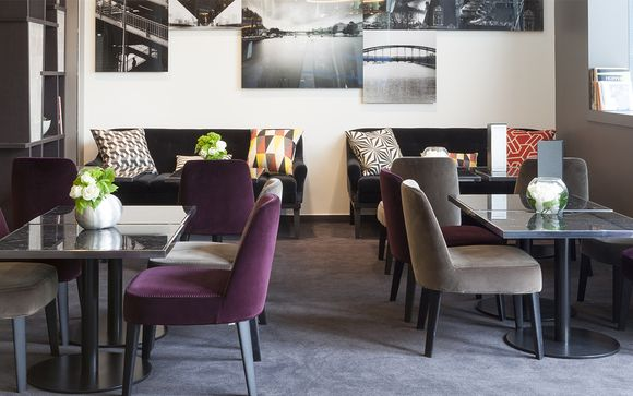 L'hotel AC Paris Porte Maillot 4*