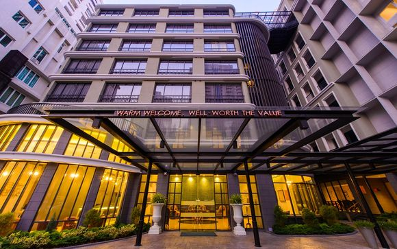 Bangkok - Well Hotel Bangkok 5* o similare