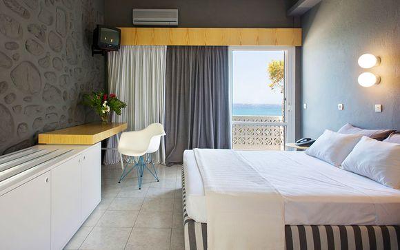 Mykonos - Hotel Alkistis Mykonos