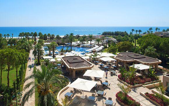 Crystal Tat Beach Golf Resort & Spa 5*