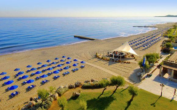 Nicolaus Club Aquila Rithymna Beach 5*