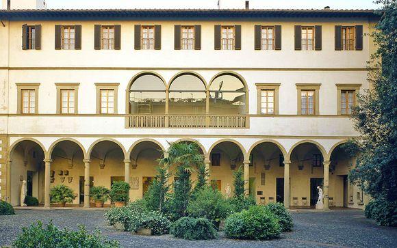 Hotel Palazzo Ricasoli 4*