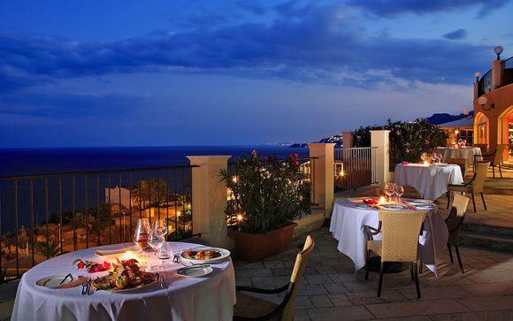 Il Capo dei Greci Taormina Bay Hotel & SPA 4*
