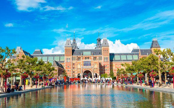 L'hotel ideale per visitare Leiden e Amsterdam