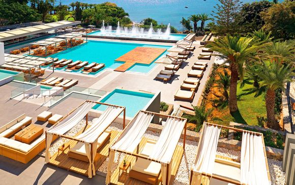 L'Out Of The Blue Capsis Elite Resort 5*
