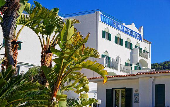 Hotel Punta Imperatore 4*