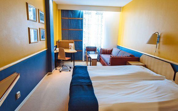 Mosca - Katerina City Hotel 4* o similare