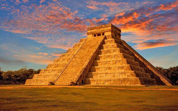 Minitour Yucatan & Iberostar Quetzal 5*