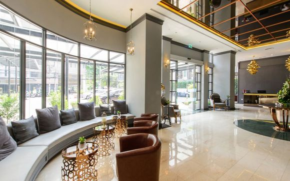 Bangkok - Well Hotel o similare