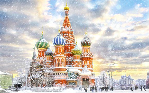 Combinato Mosca & San Pietroburgo