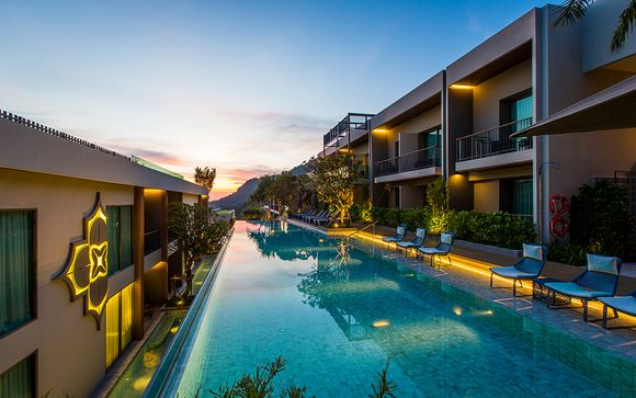 Mai House Patong Hill 5* + Holiday Inn Resort Phi Phi 4* + Pakasai Resort 4*