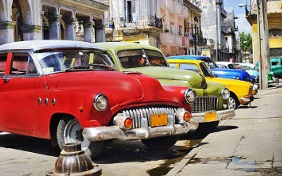 Aggiungi un'opzione al tuo soggiorno a L'Avana