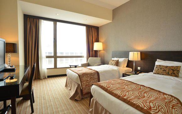 Singapore - Hotel Peninsula Excelsior 4*
