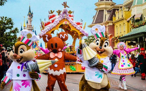 Alla scoperta di Disneyland® Paris