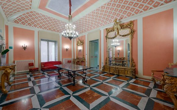 L'Eurostars Centrale Palace 4*