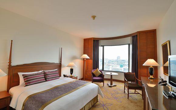 Bangkok - Century Park Hotel 4*