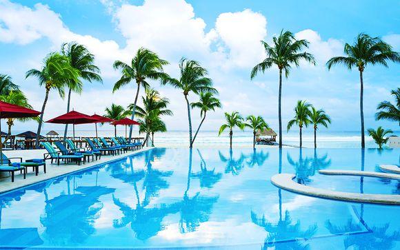 Azul Beach Resort The Fives Playa del Carmen 5*