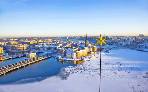 Il fascino di Stoccolma ed Helsinki con mini crociera sul Baltico