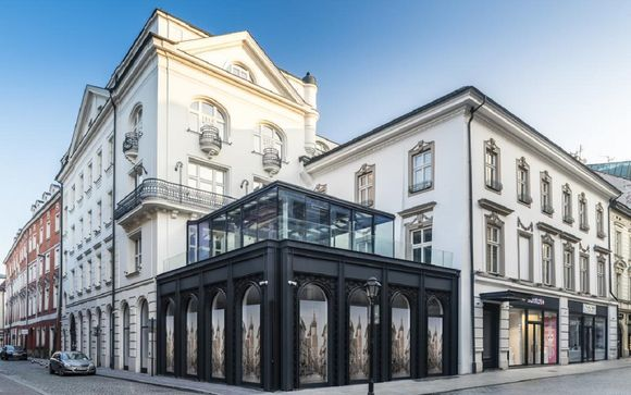 L'Hotel Unicus Palace 5*