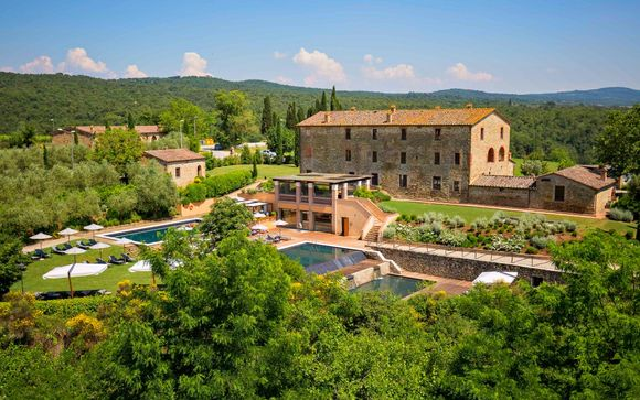 Castel Monastero Resort & spa 5*