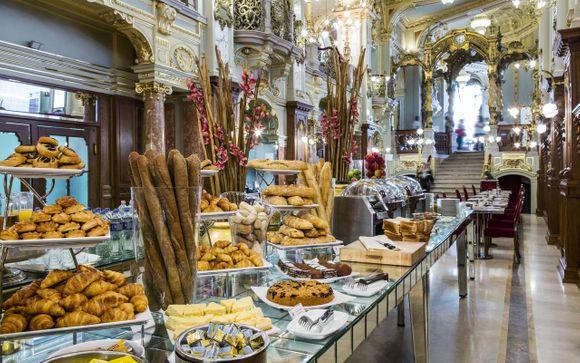 Boscolo Residence Budapest 5*