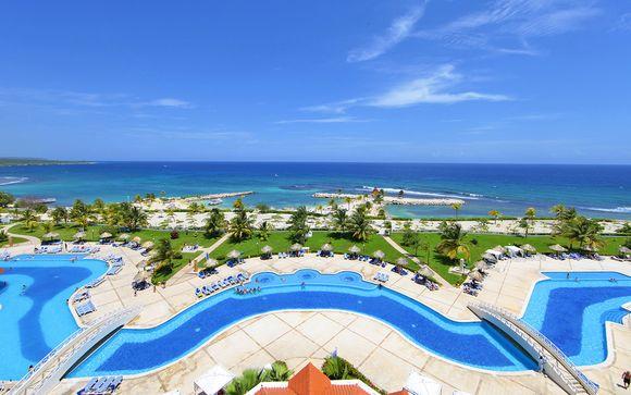 Gran Bahia Principe Jamaica 5* & ClubHotel Riu Negril 5*