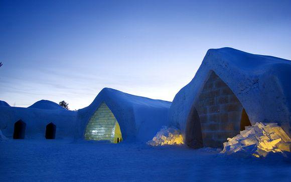 Arctic Light Hotel & Hotel di ghiaccio