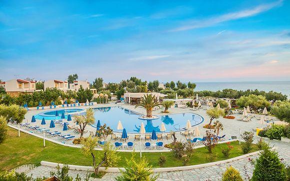 Anastasia Resort & Spa 4*S